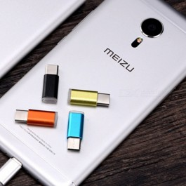 Micro USB Male To Lightning Adapter For Android Phone