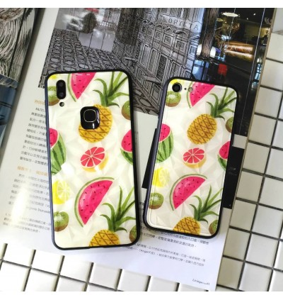 Huawei Honor 8X, Y9 3D Diamond Style Fashion Case