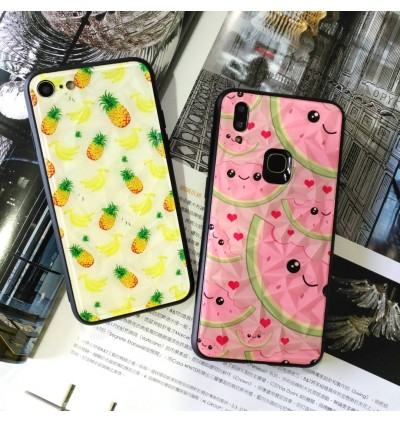 iPhone 7/8 3D Diamond Style Fashion Case
