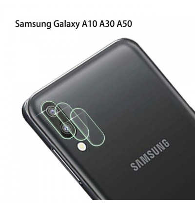 Samsung Galaxy A10, A20, A30, A50 HD Tempered Glass Back Rear Camera Lens Cover
