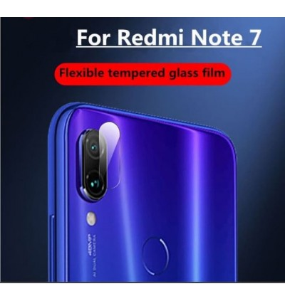 Redmi Note 7, Note 7 Pro HD Tempered Glass Back Rear Camera Lens Cover