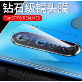Realme 3, 3 Pro, C2, 5 X2 XT Pro HD Back Rear Camera Lens Full Glue Clear Tempered Glass