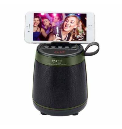 Mini Wireless Bluetooth Speaker WS2816 Support TF Card/AUX/FM