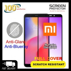 Xiaomi Mi 9 5D Full Cover Matte Anti Blue Ray Tempered Glass