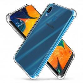 Samsung Galaxy A10, A10S, A20, A20S, A30, A50, A50S Crystal Clear TPU Transparent Case