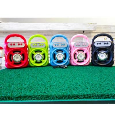 Portable Wireless Speaker MS-1605BT Bluetooth With FM radio USB/TF/AUX/BT Mini MP3 Clear Sound Super Bass