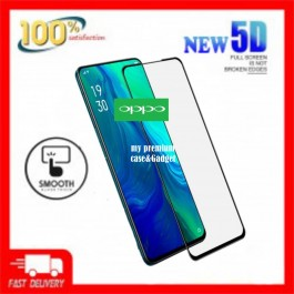 Oppo Reno 6.4, Reno 2 5D Full Cover 9H Hardness Tempered Glass