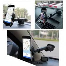 Long Neck One Touch Car Mount Holder