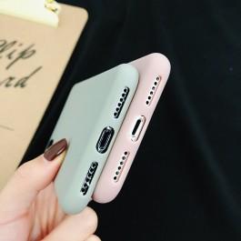 Oppo A1K , A5S Liquid Silicone Soft Phone Case Soft Cover