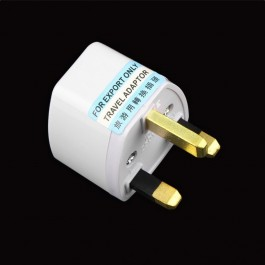 Malaysia International UK 3 Pin Travel Adapter Plug Socket
