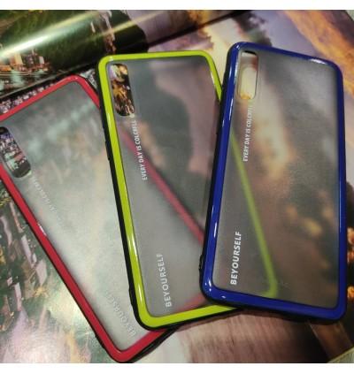 iPhone 11 ,11 Pro ,11 Pro Max Tough Protection Matte Transparent Matte Transparent Full Protection Anti Shockproof Case