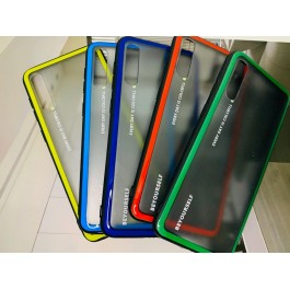 Huawei Nova 5T Y9 Prime Tough Protection Matte Transparent Matte Transparent Full Protection Anti Shockproof Case