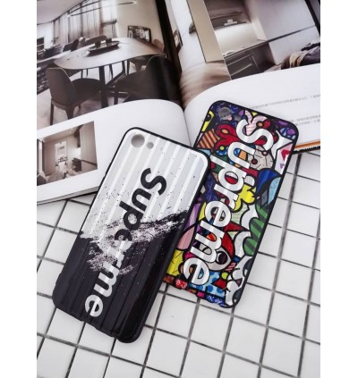 Vivo Y81 Hard Fashion Printed  Fency Case Ready Stock
