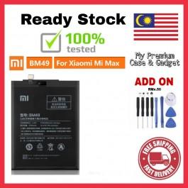 [100% FULL CAPACITY] Battery Xiaomi Mi A2 Lite, Note, Max 2, Pocophone F1, Poco M2 Pro BM21 BM4E BM49 BM50 BN47 BN56 High Quality Replacement Spareparts