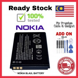 [100% FULL CAPACITY] Battery Nokia 3220, 3310 2017, BL4C, BL4UL, BL5C High Quality Replacement Spareparts