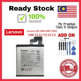 [100% FULL CAPACITY] [100% FULL CAPACITY] Battery Lenovo S660 S850 S90 S920 S930 S960 Vibe X2 BL208 BL210 BL215 BL217 BL220 BL222 BL231 High Quality Replacement Spareparts