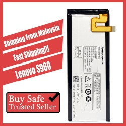 [100% FULL CAPACITY] Battery Lenovo S60 S660 S720 S820 S850 S860 S90 S920 S930 S960 BL245 BL222 BL197 BL210 BL220 BL226 BL231 BL208 BL217 BL215 High Quality Replacement Spareparts