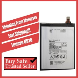 [100% FULL CAPACITY] Battery Lenovo K900 K910 P70 P780 BL207 BL216 BL169 BL211  High Quality Replacement Spareparts