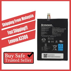 [100% FULL CAPACITY] Battery Lenovo A3300 A5000 A5500 A7-30 BL234 High Quality Replacement Spareparts