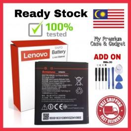 [100% FULL CAPACITY] Battery Lenovo A2010 A3600 A378t A398t A399 A516 A520 A586 A590 BL194 BL209 BL233 BL239 BL253 High Quality Replacement Spareparts