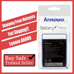 [100% FULL CAPACITY] Battery Lenovo A2010 A269 A3600 A369 A390 A399 A5000 A516 A520 A586 A590 A6000 A680 High Quality Replacement Spareparts