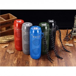 J18 Flashlight mini home use quality portable bluetooth wireless speakers