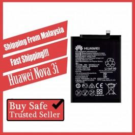 [100% FULL CAPACITY] Battery Huawei Nova 2i, Nova 2 Lite, Nova 3i High Quality Replacement Spareparts