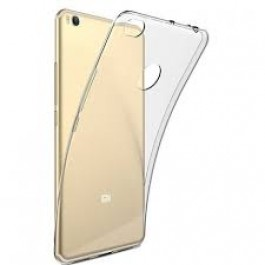 ZTE A520 Crystal Clear TPU Transparent Silicone Case
