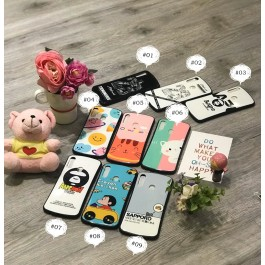 New Samsung A20s  iFace Fashion Printed  Fency Case Ready Stock