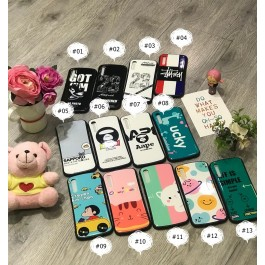 New Samsung A30s  iFace Fashion Printed  Fency Case Ready Stock