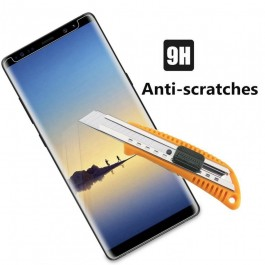 Samsung Galaxy A8 , A8 Plus Full Curved Tempered Glass Samsung