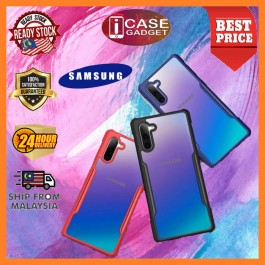 Samsung Galaxy A02,A11,A12,A21S,A31,A42,A51,A71,S20 Plus Shockproof Military Grade Rugged Full Protection Armor Transparent Case Like XUNDD