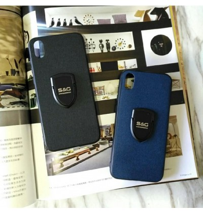 Samsung A10S , A20S , A30S Shiny & Gorgeous Stand Hard Case