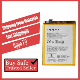 [100% FULL CAPACITY] Battery Oppo F5, F7, F7 Youth, F9, F11 Pro High Quality Replacement Spareparts