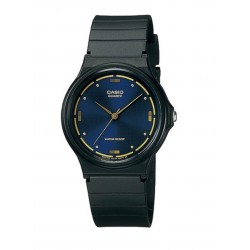 [100% ORIGINAL] Casio Analog MQ-76-7A1 Black Resin Men Watch / MQ-767A1 / MQ76-7A1 / MQ767A1
