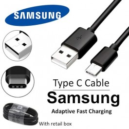 Original Samsung Type C To USB Fast Charging & Data Sync Cable For Samsung S10, S20, Note 10, Note 20 Plus 5G