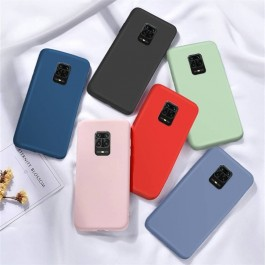 Redmi 8, Note 9, Note 9S Candy Liquid Full Cover TPU Silicone Anti Shockproof Case