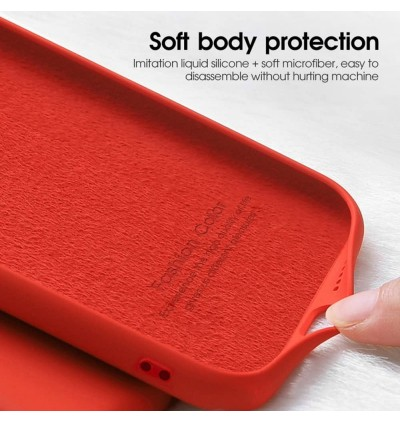 Huawei Y5P, Y6P Candy Liquid Full Cover TPU Silicone Anti Shockproof Case