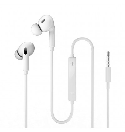 iPhone AirPods Pro 3 Earpods Wired Gaming Sport Earphones With 3.5mm In-Ear Jack Headphone Mic
