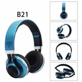 JBL B21 Wireless Bluetooth Headphone Over-Ear HD Sound HiFi MP3 With Mic & Audio Control