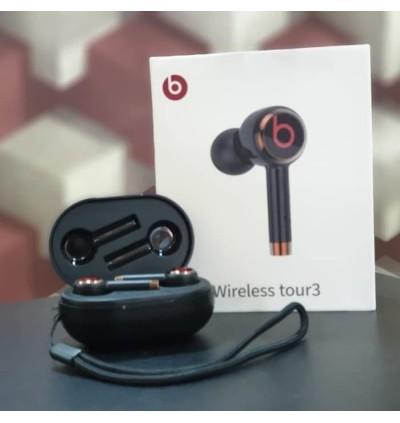Wireless Tour3 Earphone Bluetooth 5.0 Wireless Earphones In Ear Sports Beats