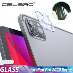[FULL COVER] Apple iPad Pro 11 12.9 2020 HD Back Camera Lens Tempered Glass Hardness Anti Scratch Protection