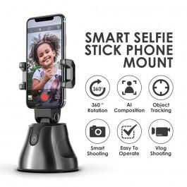 Apai Genie Smart Shooting Selfie 360 Auto Rotation Track Face Tiktok Facebook Live Video Shooting Vloq Camera Phone Holder