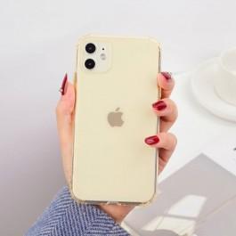 Huawei Nova 5t, 7i, P40, P40 Pro 5G Matte Transparent Colorful Rainbow Anti Crash Shockproof Full Cover Silicone Case