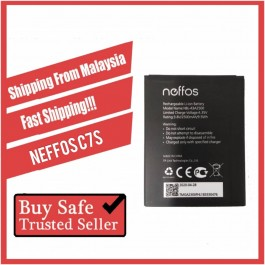 [100% FULL CAPACITY] Battery TP-LINK Neffos C7S NBL-43A2500 High Quality Replacement Sparepart
