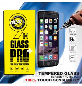 iPhone 4/4S, 5/5S/5C/SE, 6/6S, 6 Plus/6S Plus, 7/8, 7 Plus/8 Plus, X, XR, XS, XS Max Tempered Glass Clear