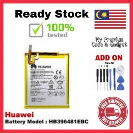 [100% FULL CAPACITY] Battery Huawei Ascend G510/Y210C, G7, G8/GR5 High Quality Replacement Spareparts