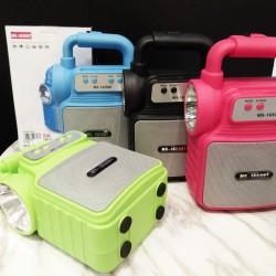 Portable Wireless Speaker MS1649, MS1650 Bluetooth With FM radio USB/TF/AUX/BT Mini MP3 Clear Sound Super Bass