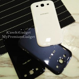 [PROMOTION] Samsung Galaxy S3 Mini, Win, Grand, Mega Battery Cover Back Housing With On off Button
