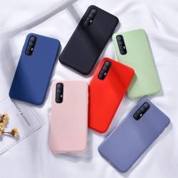 Oppo Reno 4 4G, Reno 4 Pro 4G (Malaysia Version) Liquid Candy Full Protection Soft Silicone Case